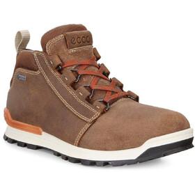 ECCO Oregon Low Shoes Men Cashmere/Cashmere